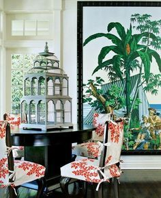 British Colonial Decoration Ideas (7)