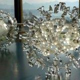 Gallery – Glass Microbiology - Luke Jerram    SARS coronavirus