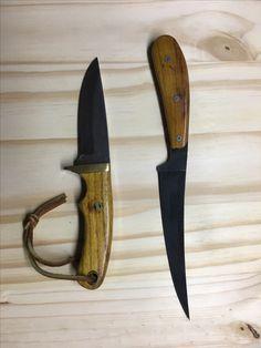Bois D'arc filet and skinner