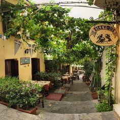 Athens, Greece Plaka
