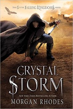 Amazon.com: Crystal Storm (Falling Kingdoms) (9781595148223): Morgan Rhodes: Books