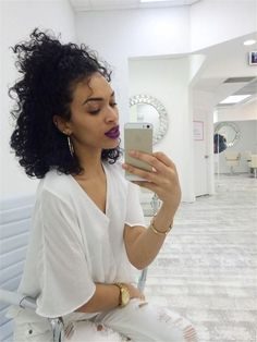 hairstyles braids hairstyles haircut hairstyles job interview to curly hairstyles hairstyles heart shaped face hairstyles blonde hairstyles with shaved sides hairstyles in kenya Curly Hair Styles, Natural Hair Styles, Pelo Natural, Natural Curls, Natural Hair Inspiration, Afro Hairstyles, Relaxed Hairstyles, About Hair, Big Hair