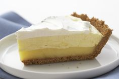 Delight your taste buds with one of our amazing Lemon Pie Recipes. Explore this collection from Kraft Recipes for delectable Lemon Pie Recipes. Kraft Foods, Kraft Recipes, Lemon Pie Recipe, Lemon Recipes, Pie Recipes, Dessert Recipes, Recipe Box, Cooking Recipes, Family Recipes