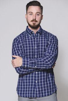 Gant Rugger Long Sleeve Handloom Madras Button Down | South Moon Under