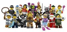 LEGO Minifigures Collection Series 8 Blind Bag OUT NOW