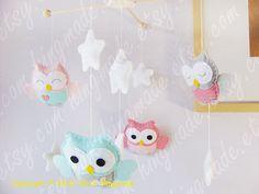 Owl mobile