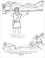 Lesson 3: John the Baptist Prepared the Way for Jesus