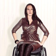 Our model is wearing Dress Mercedes.>>> See it. Believe it. Do it. Watch thousands of spinal cord injury videos at SPINALpedia.com