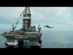 Behind the Magic: Creating the rig for Deepwater Horizon - YouTube