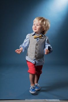 """Lookin' dapper, mister! 