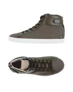 sports shoes 30a61 2707d nice DOLCE  GABBANA Jungen 9-16 jahre High Sneakers  Tennisschuhe Farbe  Militärgrün Größe