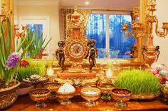 نوروزتان پیروز                         Happy Persian New Year by Photo Delight, via Flickr