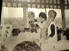 Priscilla Presley s wedding shower given by Dee Presley in Memphis ...