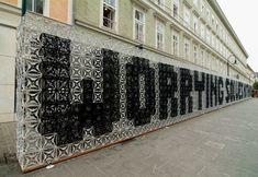 Dezeen podcast: Stefan Sagmeister at Vienna Design Week Stefan Sagmeister, Milton Glaser, Design Art, Graphic Design, Dezeen, Vienna, Typography, Design Inspiration, Outdoor Decor