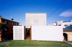 Coolum Tce. House by Majstorovic Architecture.