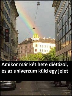 Lol mcdonalds is the pot of gold at the end of the rainbow 😂