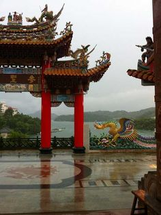 Puli and the Sun Moon Lake, Taiwan -- This is the place my Grandma has told me about. I have a feeling it'd be an emotional visit for me.