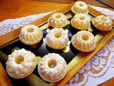 Narancsos muffin Muffin Recipes, Cake Recipes, Savarin, Hungarian Recipes, Cakes And More, Mini Cupcakes, Cake Cookies, Deserts, Food And Drink