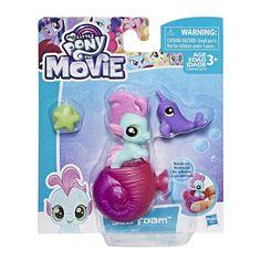 My Little Pony the Movie Sea Foam Baby Seapony