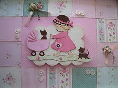 paper quilt with Kate's ABC cricut cartridge...i must try this!!!