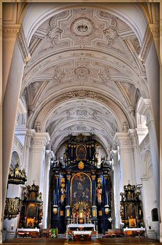 St Paul's in Passau Passau Germany, Architecture Baroque, Danube River Cruise, European River Cruises, Viking River, Cathedral Basilica, Amazing Buildings, Iglesias, Place Of Worship