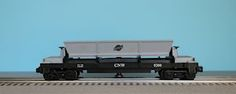 Lionel 6-9399 Chicago & North Western Operating Coal Dump Car