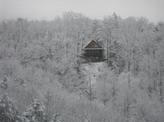 Winter in Gatlinburg TN