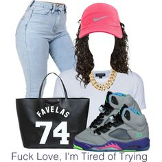 Fvck.Love by skye-autumn on Polyvore featuring polyvore, fashion, style, Topshop, Givenchy and NIKE