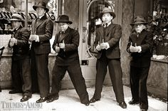 Thumbs and Ammo. Bugsy Malone (guns replaced with a thumbs up)