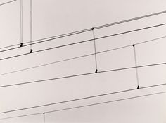 Otto Steinert | Punkte und Linien | Museum für Kunst und Gewerbe Hamburg