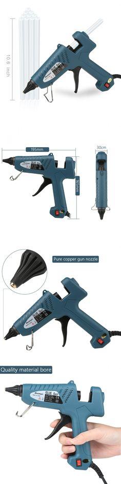 Glue Guns and Sticks 183124: Hot Glue Gun , Blusmart 100-Watt Industrial Glue Gun High Temperature Hot Melt G -> BUY IT NOW ONLY: $31.02 on eBay!