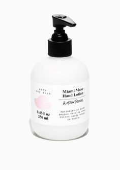 & Other Stories Miami Muse Hand Lotion in Miami Muse