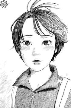 Manga Illustration, Character Illustration, Bonne Nuit Punpun, Storyboard Film, Blood On The Tracks, Manga Anime, Anime Art, Manga Poses, Animated Icons