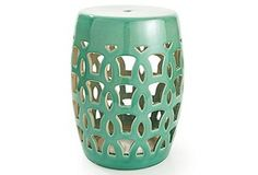 this might have to be my 3rd garden stool from onekingslane.com!