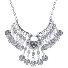 Boho Jewellery - Tiena Coin Necklace, $18.95 (http://bohojewellery.com.au/tiena-coin-necklace/)