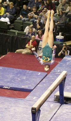 Lauren Mitchell gymnastics, gymnast pinterest.com/kythoni #KyFun