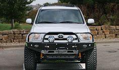 Toyota Bumper