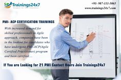 PMIACPCertification companies are hiring candidates how are Agile certified develop your skills in AgileWorld with Trainings24x7. Offer : 10% Discount Till 26th Jan Fees : 8850* Training : 2 Days. Our Upcoming Batch On : 18th Feb Venue : 301 F - 16 Preet Vihar Opp. Metro Station New Delhi Contact Us : 9871115065