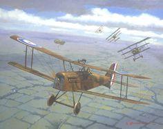 Aviation Art World Robert Taylor