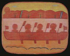 Inside the outside: Souzou - Outsider Art from Japan: Masao Obata