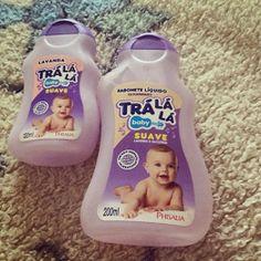 Coisas Bacanas: Resenha produtos para bebê linha Trá Lá Lá baby