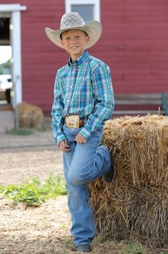 393f1279cf CINCH BOYS WESTERN SHIRT MTW7060107