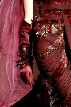 Jean Paul Gaultier Couture F/W 2011/2012