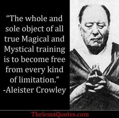Quotes by Aleister Crowley | Aleister Crowley