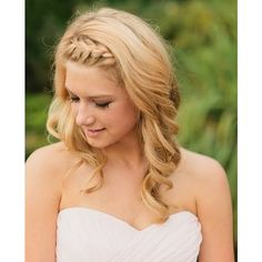 Braided Hairstyles for Long Hair Hairstyles for Women ❤ liked on Polyvore featuring accessories, hair accessories and long hair accessories