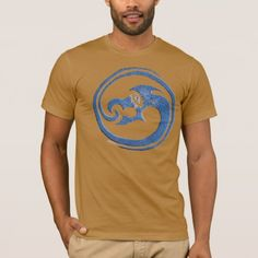 Shop Celtic Dragon T-Shirt created by JRButlerDesigns. Types Of T Shirts, Marvin The Martian, Celtic Dragon, Tshirt Colors, American Apparel, Funny Tshirts, Fitness Models, Unisex, Casual