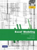 Excel modeling and estimation in corporate finance / Craig W. Holden. 4th ed. (2011)