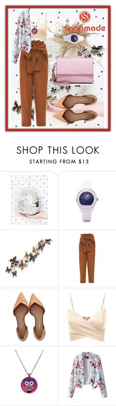 """""""snapmade #10"""" by samravelagic ❤ liked on Polyvore featuring Home Decorators Collection, Jonathan Saunders, 3.1 Phillip Lim, J.TOMSON and WithChic"""