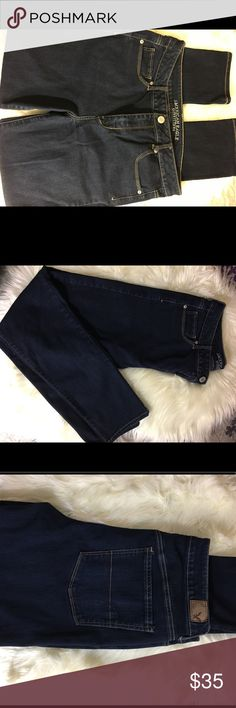 """NWOT ▪️American Eagle 🦅 Hi Rise Skinny Jeans -16 ▪️Great New Pair Of American Eagle Hi Rise Skinny Jeans . They are Size 16. Inseam is 30"""" Bought online never worn. Make me an offer ✨Jeans have stretch to them . American Eagle Outfitters Jeans Skinny"""