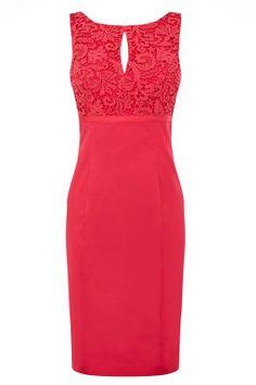 Figure-flattering dresses with lace_Dresses(d)_DESIGNER_Voguec Shop
